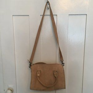 urban outfiters nude bag with detachable strap